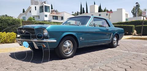 Ford Mustang Coupe 2.3L Aut usado (1965) color Verde precio $340,000