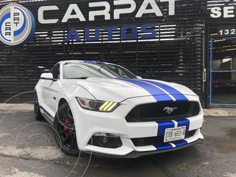 Ford Mustang GT 5.0L V8 usado (2017) color Blanco precio $499,000