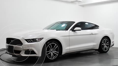 Ford Mustang EcoBoost Aut usado (2017) color Blanco precio $465,000