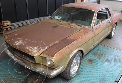 Ford Mustang V8 Aut usado (1965) color Verde precio $58,000