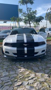 Ford Mustang Coupe Lujo 3.7L V6 Aut usado (2012) color Blanco precio $230,000