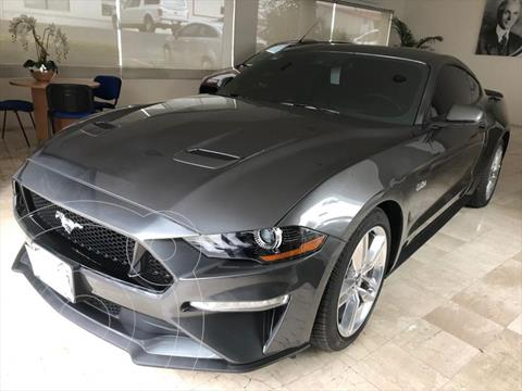 Ford Mustang V8 AT 5.0L usado (2020) color Gris Oscuro precio $860,000