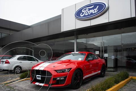 Ford Mustang SHELLBY usado (2021) color Blanco precio $2,499,800