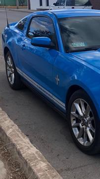 Ford Mustang Coupe Lujo 3.7L V6 Aut usado (2011) color Azul Boreal precio $157,500