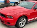 Ford Mustang Coupe Lujo 3.7L V6 Aut usado (2012) color Rojo precio $250,000