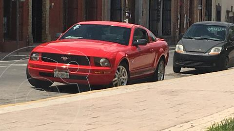 Ford Mustang Coupe V6 Aut usado (2009) color Rojo precio $145,000
