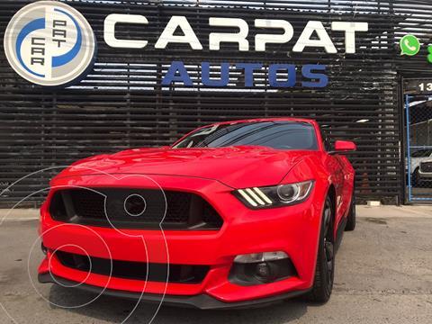 Ford Mustang GT 5.0L V8 usado (2016) color Rojo precio $499,000