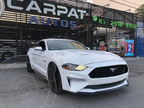 Ford Mustang GT 5.0L V8 usado (2018) color Blanco precio $589,000