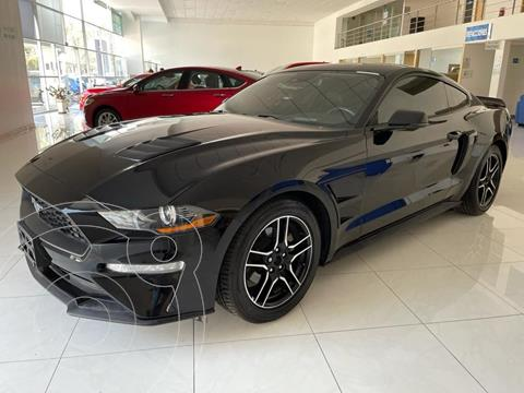 Ford Mustang EcoBoost Aut usado (2019) color Negro precio $559,000