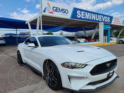 Ford Mustang ECOBOOST AT 2.3L usado (2019) color Blanco precio $520,000