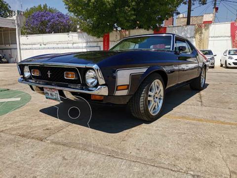 Ford Mustang Hard Top usado (1971) color Negro precio $450,000