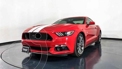 Ford Mustang EcoBoost Aut usado (2017) color Rojo precio $567,999