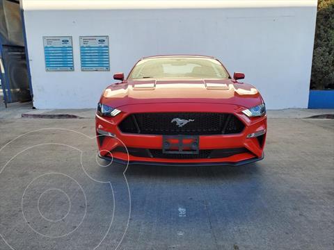 Ford Mustang GT 5.0L V8 usado (2019) color Rojo precio $620,000