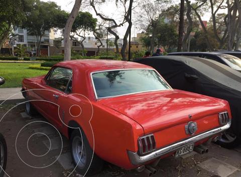Ford Mustang Hardtop usado (1966) color Rojo precio $9,000