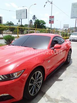Ford Mustang Automatico usado (2017) color Rojo precio u$s37.000