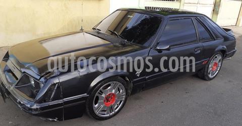 Ford Mustang GT Auto. usado (1983) color Negro precio u$s1.200