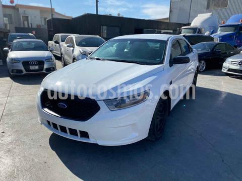 Ford Police Interceptor Version usado (2017) color Blanco precio $289,800