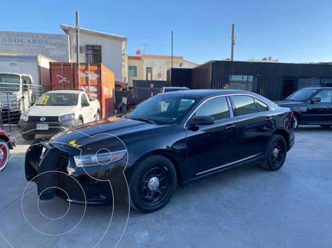 Ford Police Interceptor 3.5L usado (2017) color Negro precio $289,800