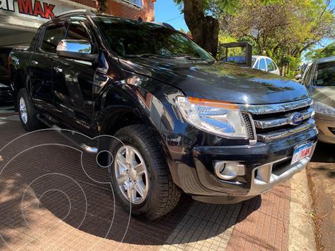 Ford Ranchero Diesel usado (2014) color Negro precio $2.599.990