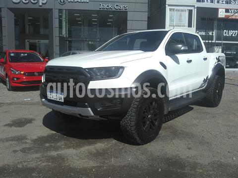 Ford Ranger Raptor 2.0L Diesel Biturbo 4x4 CD Aut usado (2020) color Blanco precio $6.900.000
