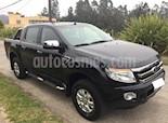 Foto venta Auto usado Ford Ranger 3.2L XLT Diesel 4x2 (2015) color Negro precio $11.700.000