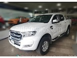 Foto venta Auto usado Ford Ranger 4 PTS. XLT CREW CAB, L4, TM5, A/AC., VE, RA (2017) color Blanco precio $339,900