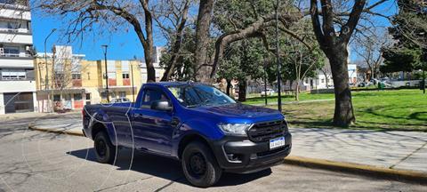 Ford Ranger XL 2.5L 4x2 CS usado (2016) color Azul Aurora precio $2.600.000