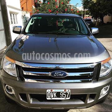 foto Ford Ranger XLT 3.2L 4x4 TDi CD Aut usado (2015) color Gris precio $2.100.000