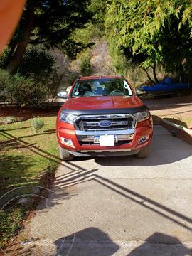 Ford Ranger Limited 3.2L 4x4 TDi CD usado (2018) color Rojo Bari precio $4.400.000