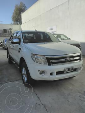 Ford Ranger XLT 3.2L 4x2 TDi CD usado (2015) color Blanco Oxford precio $2.785.000