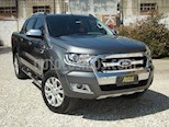 Ford Ranger Limited 3.2L 4x4 TDi CD Aut usado (2016) color Gris Mercurio precio $2.200.000