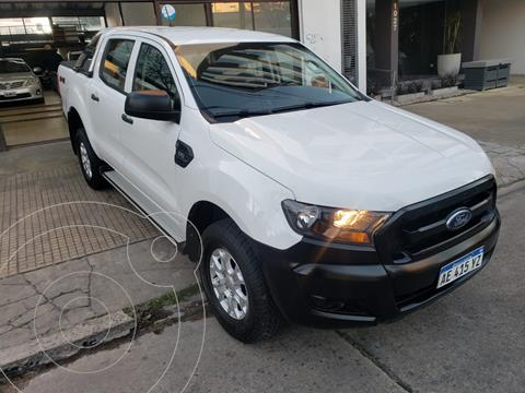 Ford Ranger XL 2.2L 4x4 TDi CD usado (2020) color Blanco Oxford precio $3.990.000