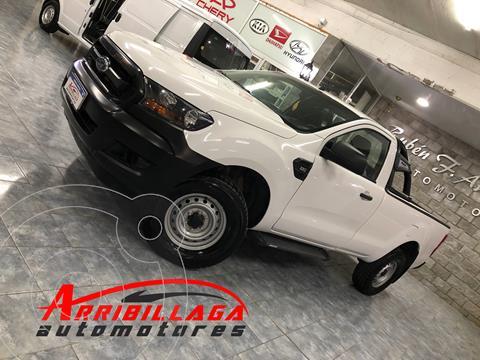 Ford Ranger XL 2.2L 4x2 TDi CS usado (2019) color Blanco precio $2.650.000