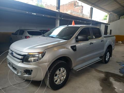 Ford Ranger XLS Plus 2.8L 4x2 TDi CD usado (2015) color Gris precio $2.200.000