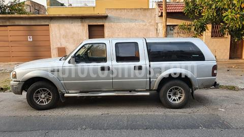 Ford Ranger XL Plus 2.8L 4x2 TDi CD usado (2005) color Gris Plata  precio $500.000
