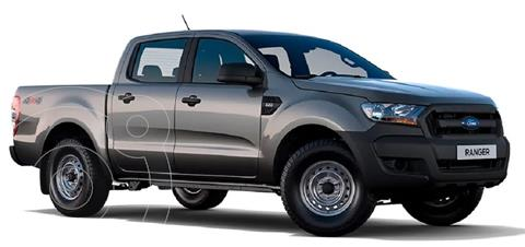 Ford Ranger XL 2.2L 4x4 TDi CD Safety usado (2020) color Blanco Oxford precio $2.985.000