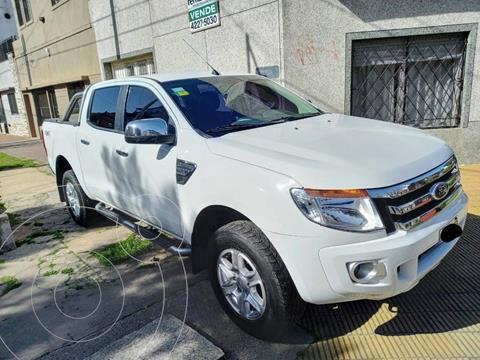Ford Ranger XLT 3.2L 4x4 TDi CD usado (2013) color Blanco precio $2.380.000