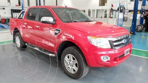 Ford Ranger XLT 3.2L 4x2 TDi CD usado (2016) color Rojo precio $2.645.000