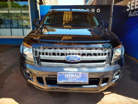 Ford Ranger 3.2 TDI DC 4X2 L/14 XLS AT usado (2016) color Blanco precio $2.450.000