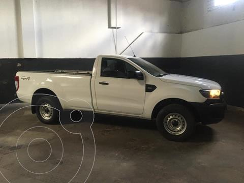 Ford Ranger XL 2.2L 4x4 TDi CS usado (2017) color Blanco Oxford precio $2.050.000