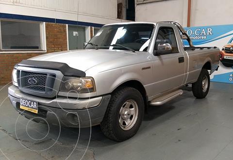 foto Ford Ranger 3.0 TDI C/S 4x4 XL Plus (163cv) (L09) usado (2006) color Gris Plata  precio $1.400.000