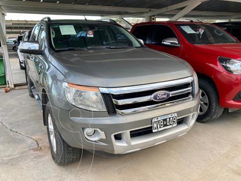 foto Ford Ranger XLT 3.2L 4x4 TDi CD Aut usado (2013) color Gris Oscuro precio $2.700.000