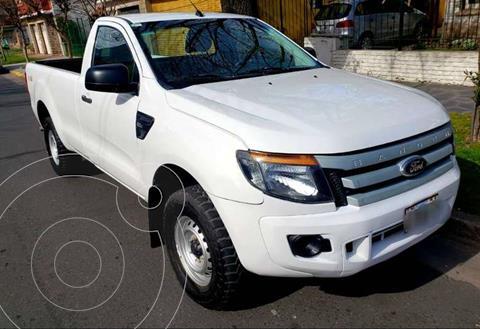 Ford Ranger XL 2.2L 4x2 TDi CS  usado (2013) color Blanco Oxford precio $2.590.000