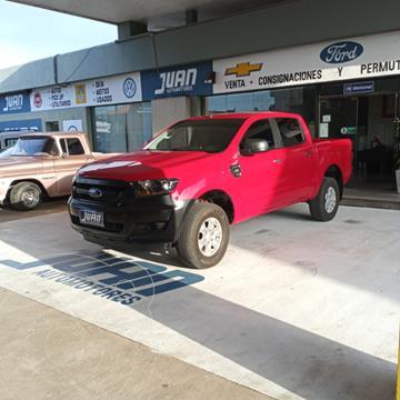 Ford Ranger XL 2.2L 4x2 TDi CD usado (2018) color Rojo precio $2.820.000