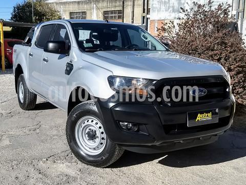 foto Ford Ranger XL 2.2L 4x4 TDi CD usado (2016) color Plata Metalizado precio $1.050.000