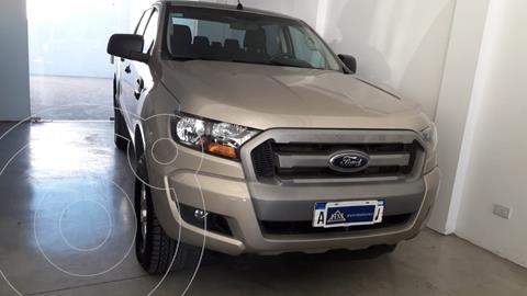 Ford Ranger XLS 3.2L 4x2 TDi CD usado (2016) color Gris Mercurio financiado en cuotas(anticipo $1.990.000)