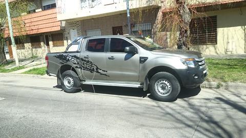 Ford Ranger XL 2.5L 4x2 CD Safety usado (2012) color Gris Mercurio precio $1.900.000