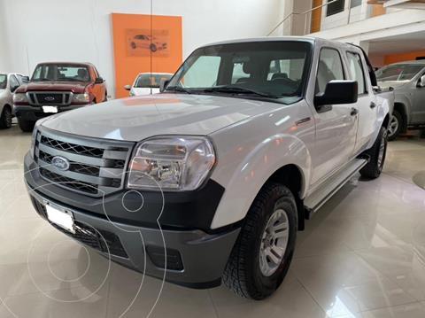 Ford Ranger XL 2.5L 4x2 CS   usado (2010) color Blanco precio $1.330.000