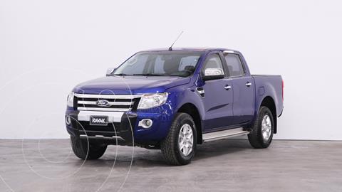 foto Ford Ranger XLT 3.2L 4x2 TDi CD usado (2016) color Azul Aurora precio $3.500.000