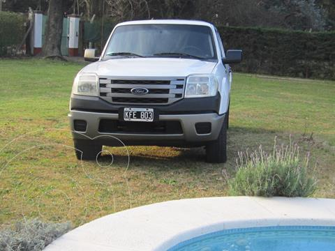 Ford Ranger Super Duty 3.0L 4x4 TDi CD usado (2011) color Blanco Oxford precio u$s12.000